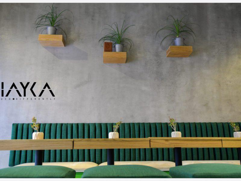 رستوران غذای سبز